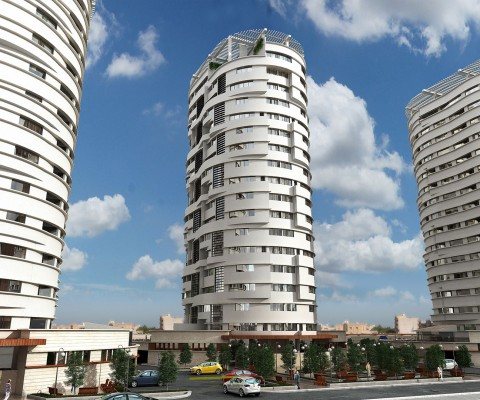 Golden City North Site Residential complex